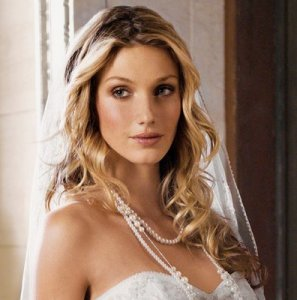 Wedding Hairstyles- Long Smooth Curls