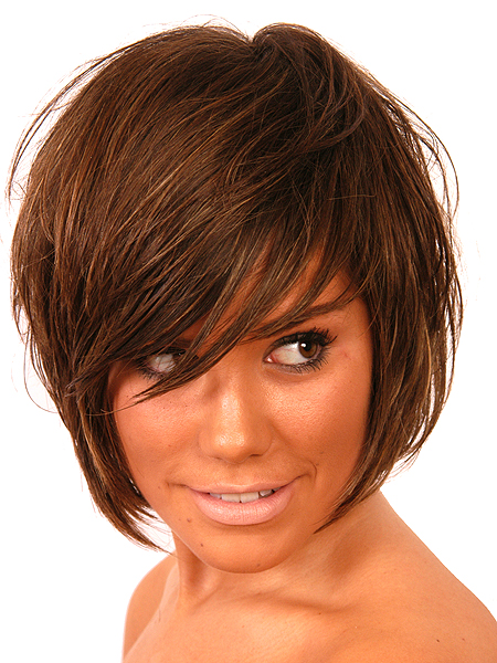 Popular Hairstyles And Side Bangs Haircut Ideas For Girls  Short Hairstyles