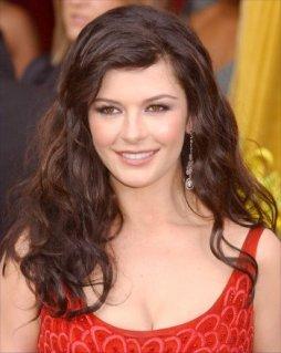 Catherine Zeta Jones Hairstyles Pictures - Female Celebrity Hairstyle Ideas