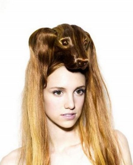 Fashion Models Hairstyle Pictures   provenhair