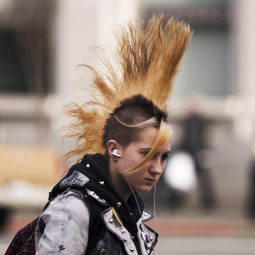 Punk Rock Hairstyles   provenhair