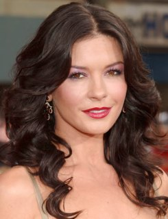 Catherine Zeta Jones Hairstyles Pictures - Female Celebrity Hairstyle Ideas