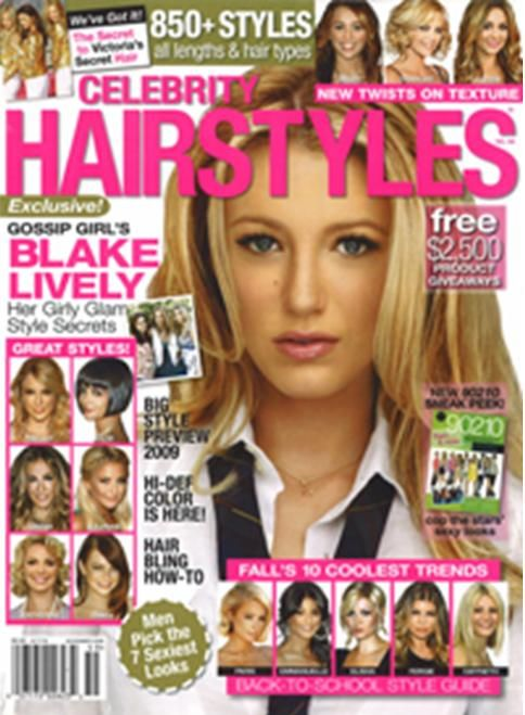 Hairstyle Magazines  Celebrity Hairstyles