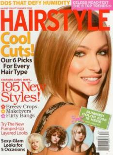 Hairstyle Magazines - Celebrity Hairstyles