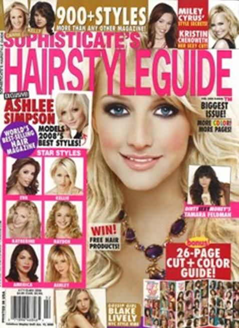 Hairstyle Magazines – Celebrity Hairstyles