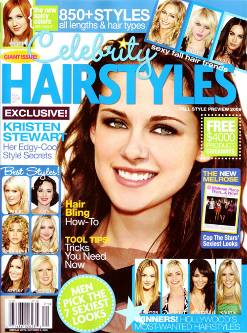 Hair Style Magazines Hairstyle Magazines  Celebrity Hairstyles  Provenhair