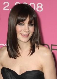 Fringe Hairstyles for Girls - Fringe Hairstyle Ideas