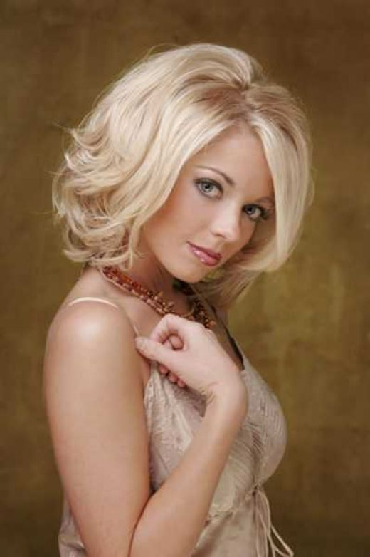Hair Style Idea: Medium Length Layered Hairstyles For Fine