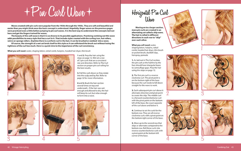 How To Do Old Fashioned Pin Curls