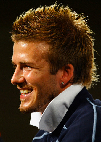 Soccer Players Hairstyles pictures