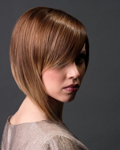 hairstyles to do with straight hair : Layered Hairstyles That Make Your Face Look Thinner Best Hairstyles ...
