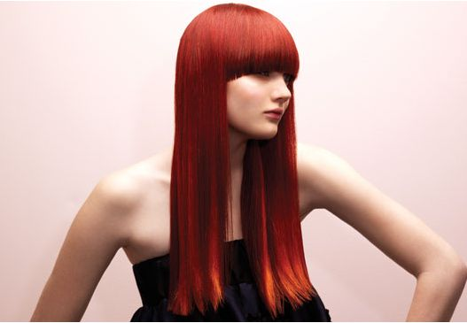 ... hair stylist about the hairstyle which will suit your hair texture
