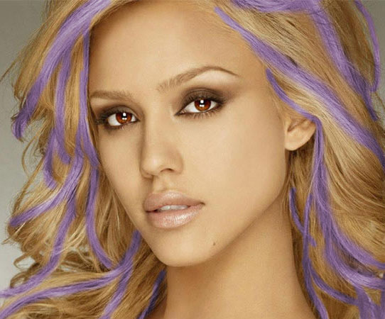 Original Hair Color Ideas For Long Hair  Hair Style