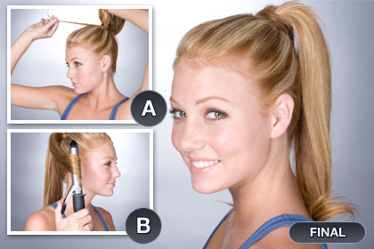 Super Quick And Easy Hairstyles Short Hairstyles Gunalazisus