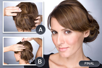 Easy Quick Hairstyles Easy Quick Hairstyles School Tophair - Oh My Babby