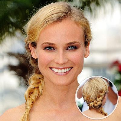 Sexy summer hairstyles for long hair